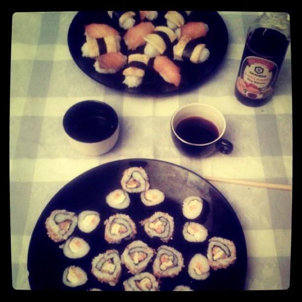 quiero aprender a preparar sushi sevilla