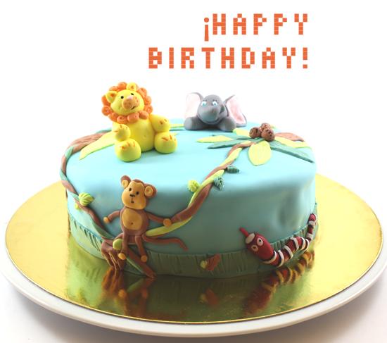 tartas para niños en sevilla