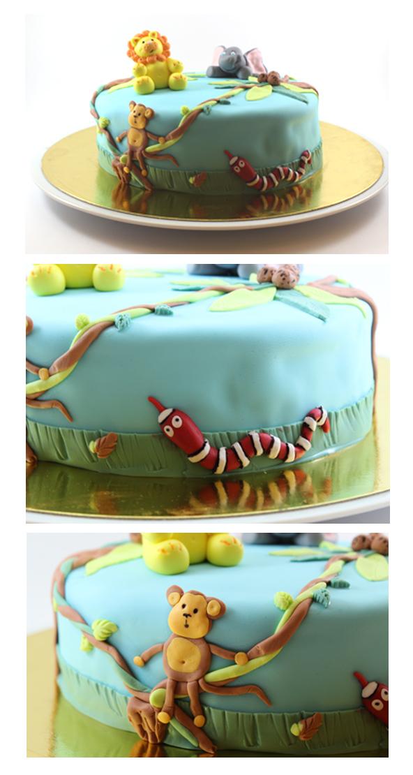 aprender a decorar tartas sevilla