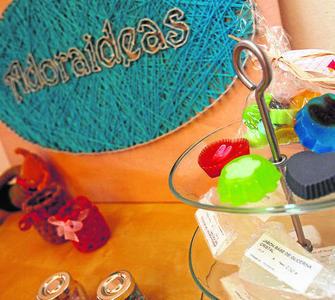 Nuestro logo Handmade y otras cositas adorables