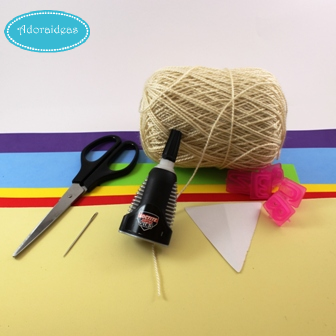 Materiales DIY Banderola