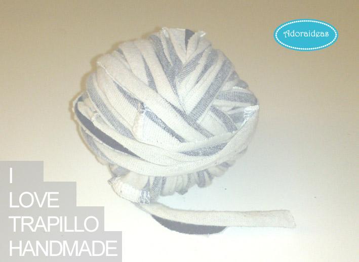 Realizar nuestro ovillo reciclado y handmade