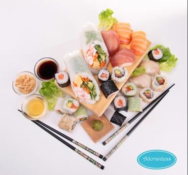 aprende a cocinar sushien sevilla adoraideas