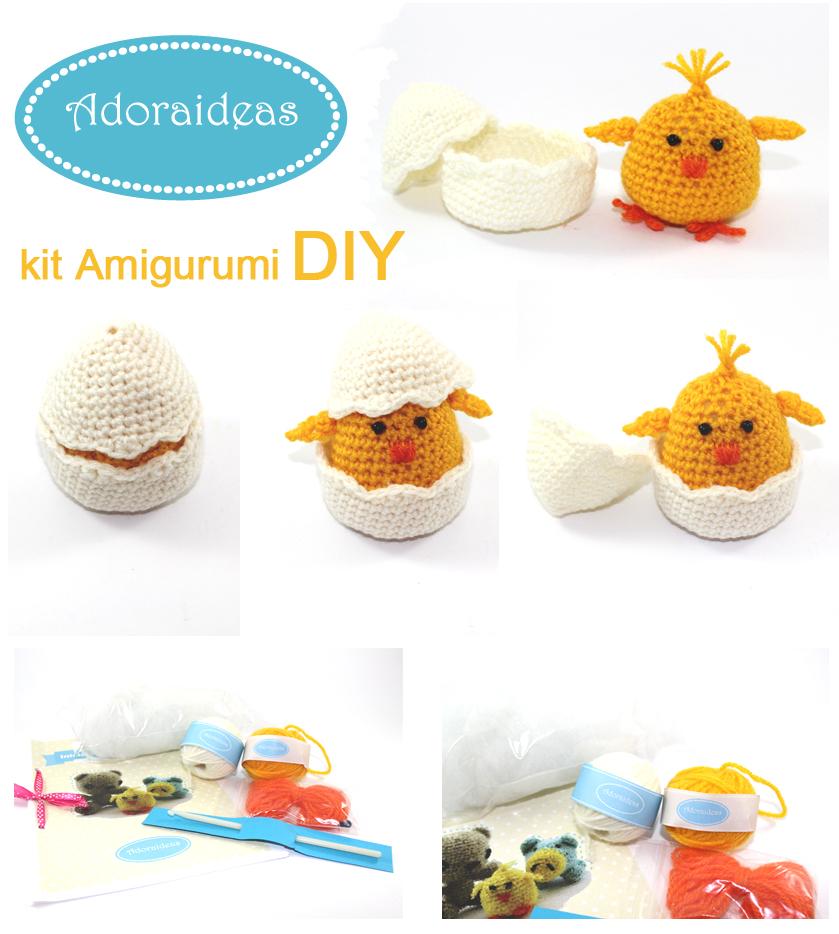 Comprar Kit Amigurumi Dmc : crochet Archivos - Page 14 of 16 - Blog AdoraideasBlog ...