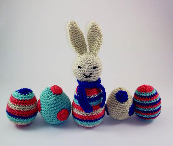 """""""Bouquet"""" de Pascua Hand Made :)"""