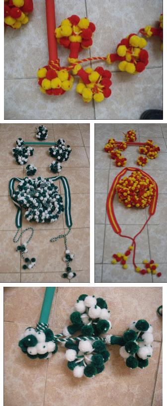 Borlajes handmade por las monjitas de Motril