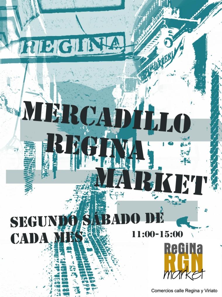Cartel del Regina Market