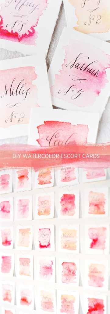 diy-wedding-escort-cards
